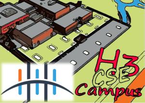 Logo H3 CSE Campus